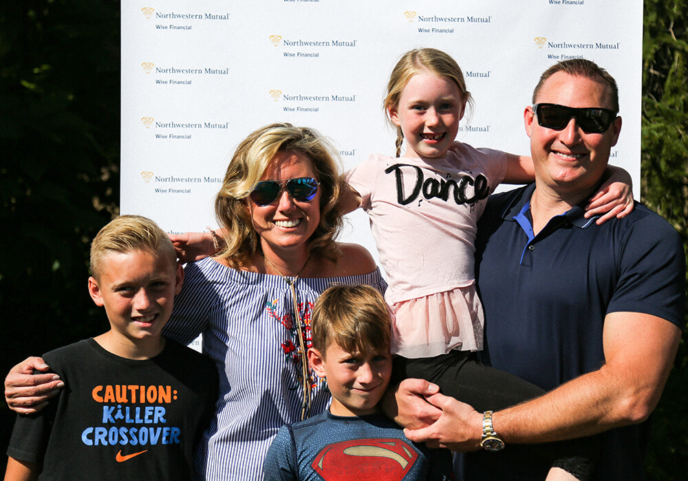 End of Summer Client Appreciation Party - Mark Wise and Family photo